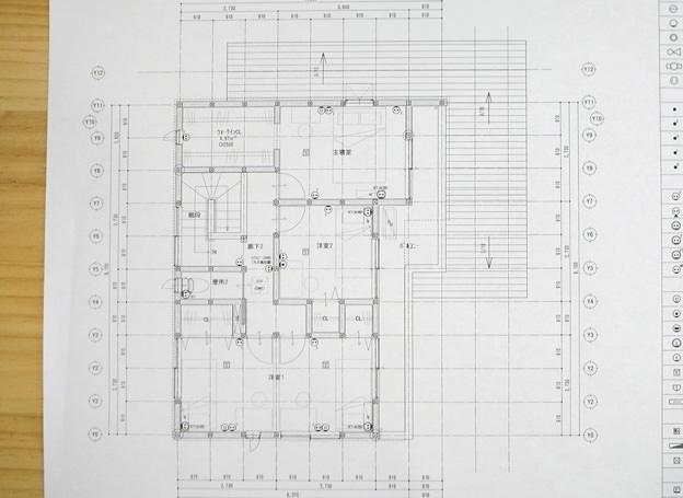 2階設備図