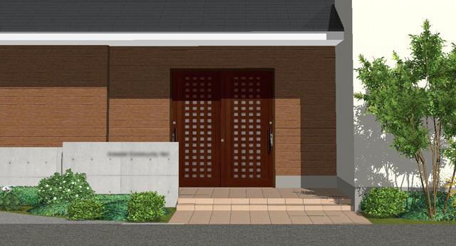 玄関ドア提案2